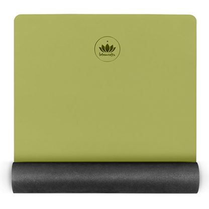 tappetino yoga pure 4mm verde