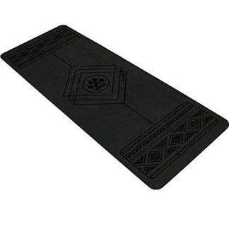 tappetino yogi bare nero