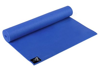 yogistar basic 4mm antiscivolo pvc blu