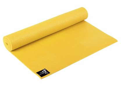 yogistar basic 4mm antiscivolo pvc giallo