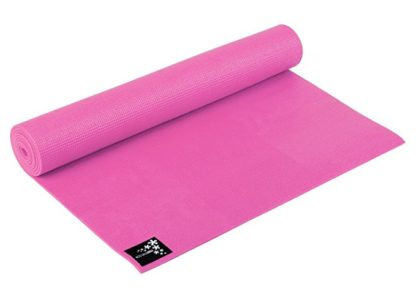 yogistar basic 4mm antiscivolo pvc rosa