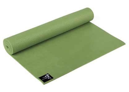 yogistar basic 4mm antiscivolo pvc verde