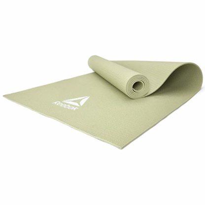 yoga mat Reebok 4mm unisex antiscivolo