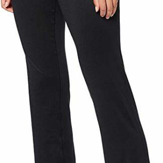 pantaloni bootcut relaxed aurique