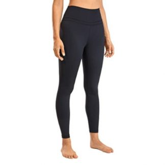 crz yoga leggings palestra nero